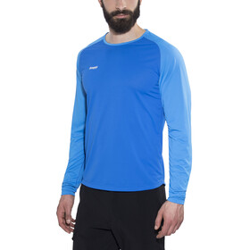 Bergans Slingsby Long Sleeve Men Athens Blue/Light Winter Sky/Alu